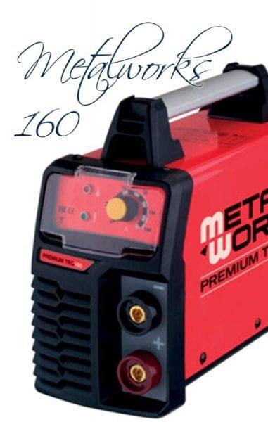 ▷ Reseña 2020 Soldadora Inverter METALWORKS TEC 160 Amp