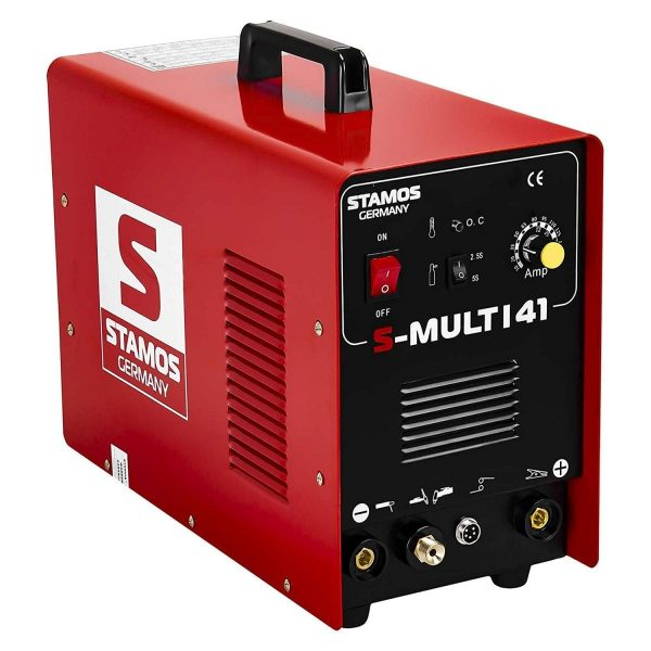 Stamos Germany Soldador Inverter S-MULTI 41