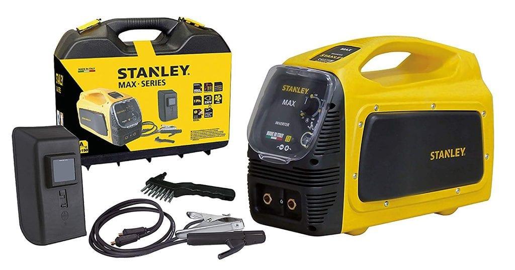 Soldadora Inverter Stanley ST MAX 180, precio, descuento, oferta, reseña soldadora stanley 2020, mejor soldadora inverter
