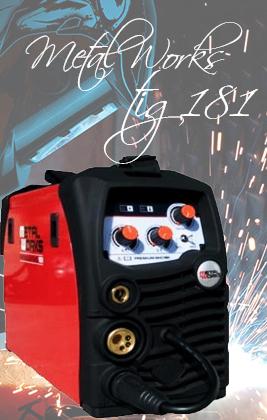caracteristicas Metalworks TIG 181, electrodo, inverter, MEJOR PRECIO Metalworks TIG 181, Metalworks, Metalworks TIG 181, OFERTA Metalworks TIG 181, Ofertas, Otros, soldador, Soldadoras, Soldadoras de electrodo, Soldadoras de electrodos, soldadura