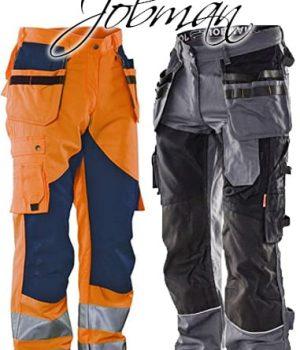 Jobman y sus Pantalones de Seguridad