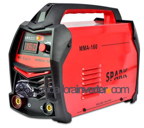 Equipo de Soldar Spark MMA 160A, soldadora inverter , spark mma, soldadora barata, Soldadora Inverter spark Tec 160 Amp, soldadora inverter, spark 2020, grupo de soldar inverter, makinas de soldar, spark inverter, spark o stanley, i w