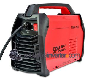 Equipo de Soldar Spark MMA 160A, soldadora inverter , spark mma, soldadora barata