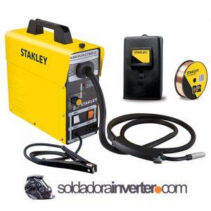 Equipo de Soldar Stanley 460215 Mig Mag, stanley mig, soldadora inverter stanley 460215 Mig Mag