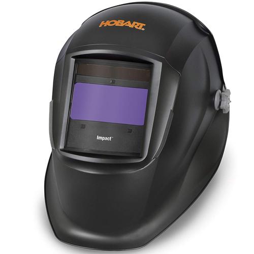 Impact Variable Auto Dark, careta de soldar, mascara de soldar, soldadora inverter, accesorios para soldar, protección para soldar, careta de soldar Hobart 770756,