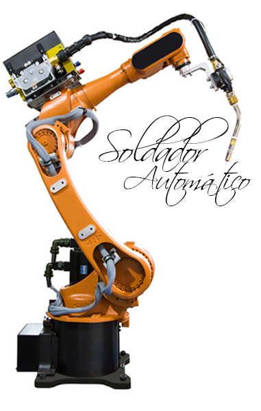▷ SOLDADURA ROBÓTICA y 10 Datos sobre los Robot Soldador