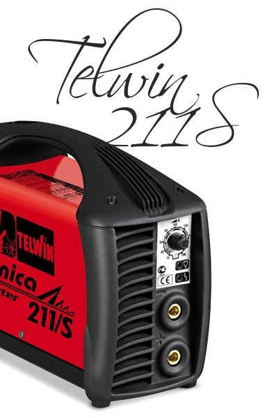🥉 TELWIN MMA 211/S | Una de las Mejores Soldadoras Telwin 2020