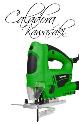 ▷ Sierra Caladora KAWASAKI K-EJS 800: Perfecta Como una Moto!