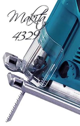 ▷ Sierra Caladora MAKITA 4329 | La Máquina Perfecta para Bricolaje