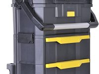 Taller movil modular Herramientas Stanley