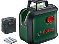 Bosch Home and Garden Nivel láser de línea cruzada