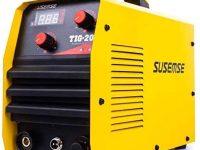 SUSEMSE  TIG Welder 2 en 1 Combo TIG 200 Amp Tig/MMA/Arc/Stick