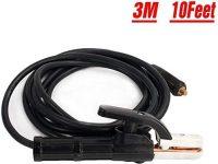 SUSEMSE  DKJ10-25 - Soporte para electrodos y cable para soldadura de inversor de arco