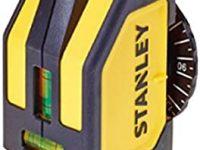 Stanley STHT1-77148 Láser de nivelado manual para fijación a la pared