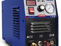 SUSEMSE  Cortador de Plasma no Táctil 50A 220V Piloto arco inversor plasma cortador 15MM