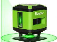 Huepar  Nivel Láser Verde 360 para Suelos