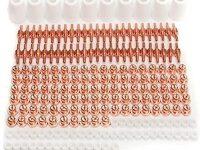 SUSEMSE  Kit 210 piezas de antorcha de soldadura consumible