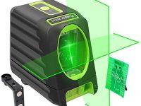 Huepar BOX-1G Nivel Láser Verde 45m