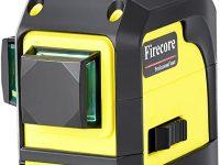 Firecore Nivel Láser Profesional F93TG 3D verde