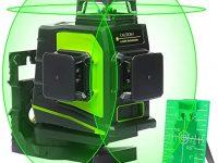 Huepar Nivel Láser Verde 45m