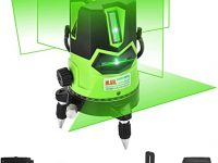 ML&SL Nivel láser de haz verde de varias líneas