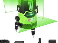 ML&SL Nivel láser de haz verde 3D