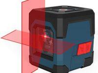 RockSeed Nivel láser Puntos Horizontales y verticales Giratorio 360 °