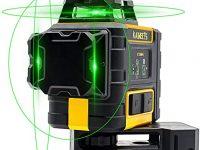 KAIWEETS Nivel De Láser Verde 3D