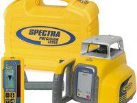 Spectra Precision Nivel Láser Medidor Profesional