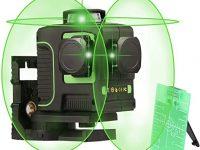 Sfeomi Nivel Láser de 12 Líneas 3D Giratorio