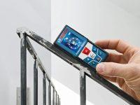 Bosch Professional Medidor láser con Bluetooth