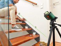 Bosch Home and Garden Nivel de líneas Láser horizontales y verticales