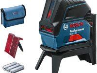 Bosch Professional Láser de Líneas, Color Rojo