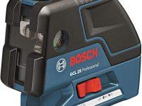 Bosch Professional Nivel Láser Combinado GCL 25 Prof