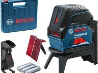 Bosch Professional  GCL 2-15 Nivel Rojo Soporte y Maletín