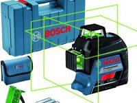 Bosch Professional Nivel Láser de Línea GLL 3-80 CG Green Tec