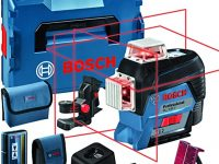 Bosch Professional Measurement Sistema 12V Nivel Láser GLL 3-80 C y Bluetooth