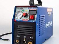 SUSEMSE  50A HF - Cortadora de plasma (12 mm, corte limpio, 220 V, con consumibles)