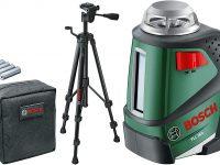 Bosch DIY Measuring Tools Bosch PLL 360 - Nivel láser 360º con trípode