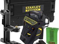 Stanley Proyección láser de líneas 360º