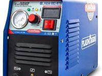 SUSEMSE  Cortador de plasma 50A HF 12mm corte 220V con consumibles