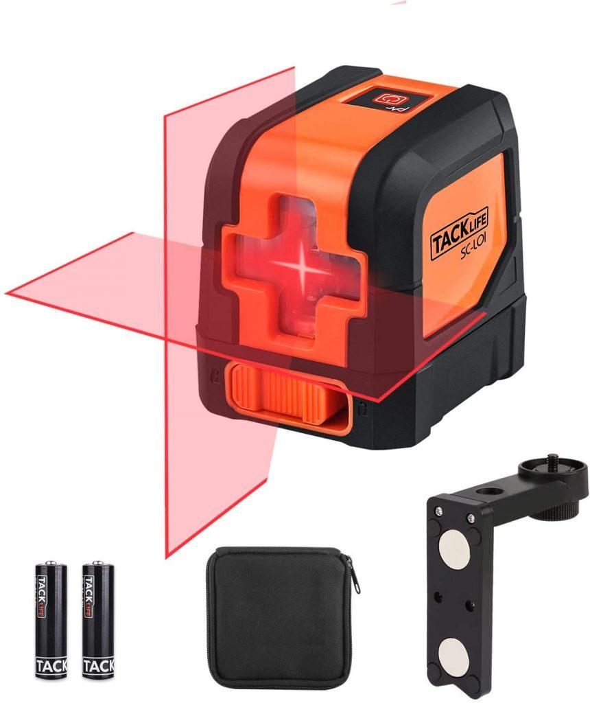TACKLIFE SC-L01 Nivelador Láser ,niveles laser,laser nivel,nivel láser