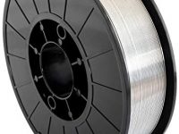 Bobina de hilo de acero inoxidable ER316LSi φ 0,6 mm de 5 kg. Para soldadura.
