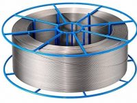 Diámetro: 0,8 mm, acero inoxidable 5 kg 308LSi de hilo de soldadura 1250 m