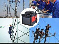 Reseña Empalmador de fusión de fibra óptica VEVOR
