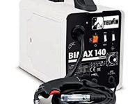 Telwin 7170105 Soldadura De Hilo Bimax 140 Turbo