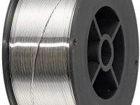 Diámetro 0,8mm hilo acero inoxidable 308LSi inalámbrico soldadura 0.40kg 100M