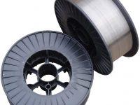 Tanstool - Hilo de soldadura de acero inoxidable, dióxido de carbono, protección de gas, 0,8~2,0 mm de diámetro, 15 kg enrollado tipo