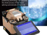 Análisis Empalmador de fusión de fibra óptica Oumefar