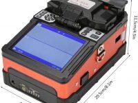 Análisis Empalmador de fusión de fibra óptica BDFA